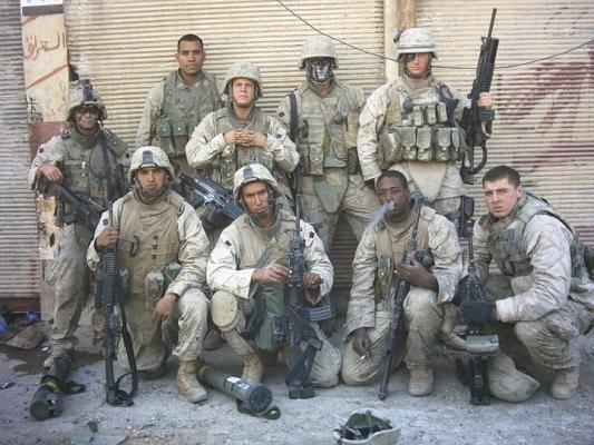 Fallujah, Iraq (2004)